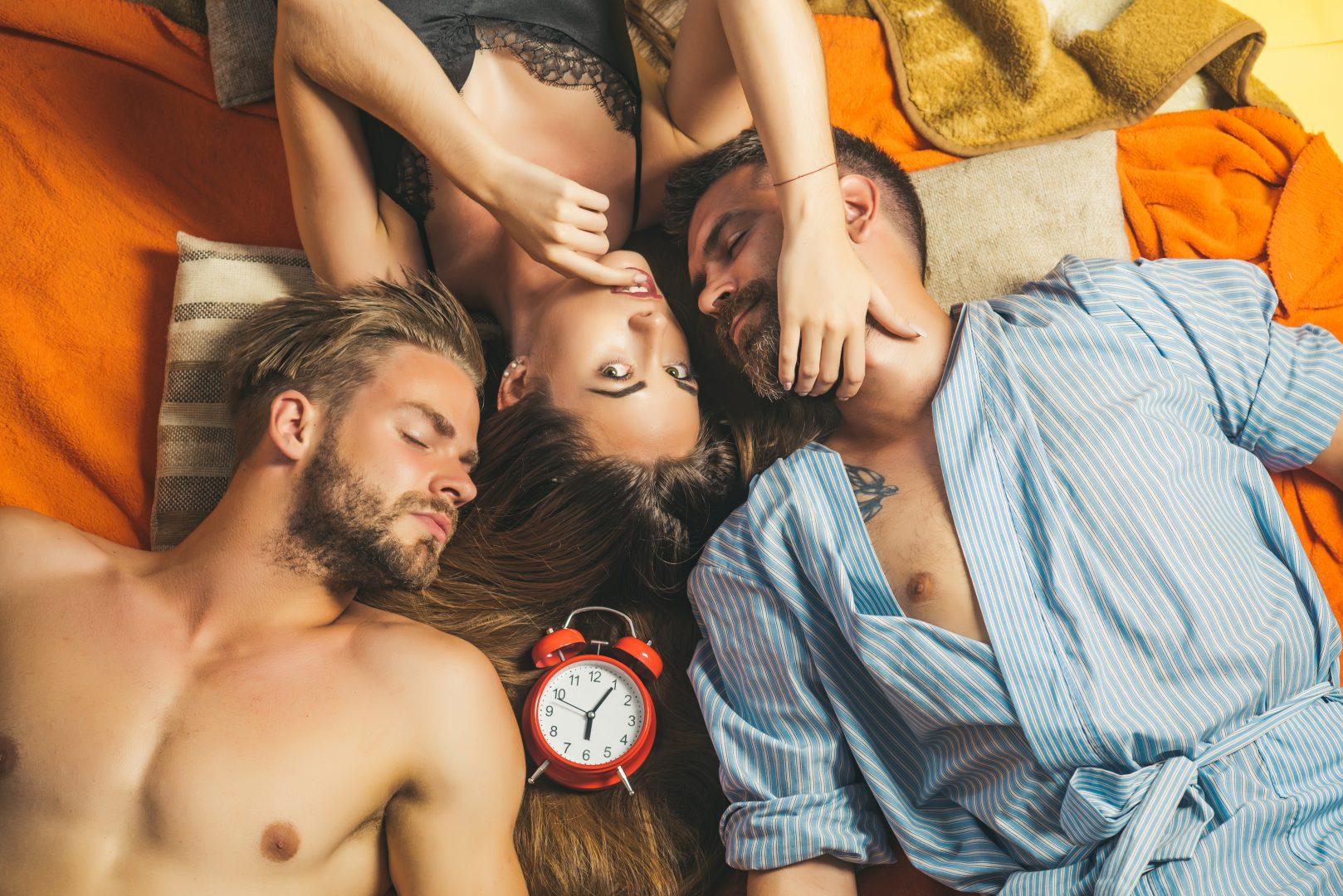 Swingers som ønsker å ha sex